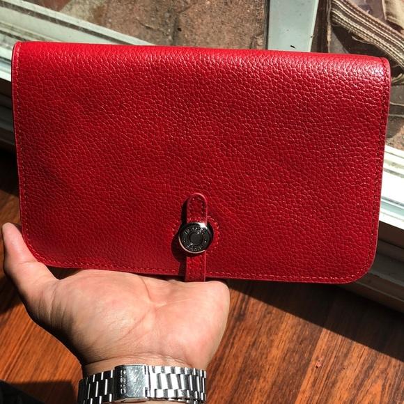 968eeaff81c4 Hermes-Dogon Duo Combined Wallet